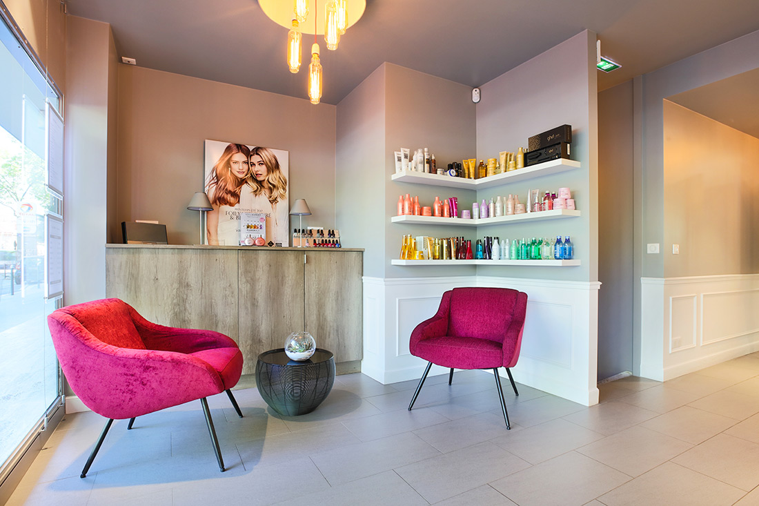 Photo 01 Salon La Suite Neuilly-sur-Seine